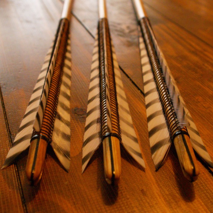 customize your own Medieval War Arrows x6